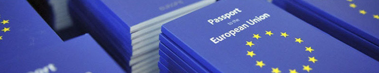 European Union passports